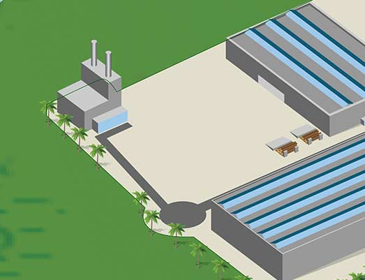 Gas Power Stations & Desalination Plants